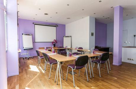Salle de réunion au Rocroy, à 3 minutes de Gare du Nord