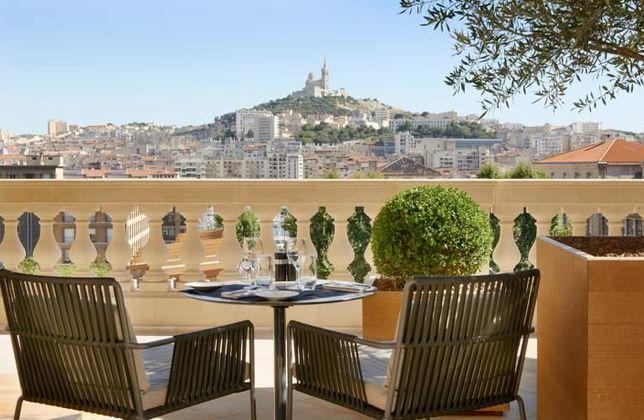 Photo hotel intercontinental Marseille