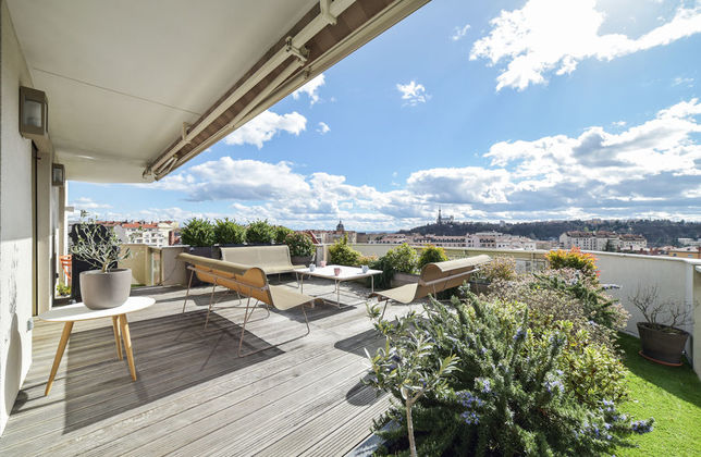 Photo rooftop espace sucess lyon