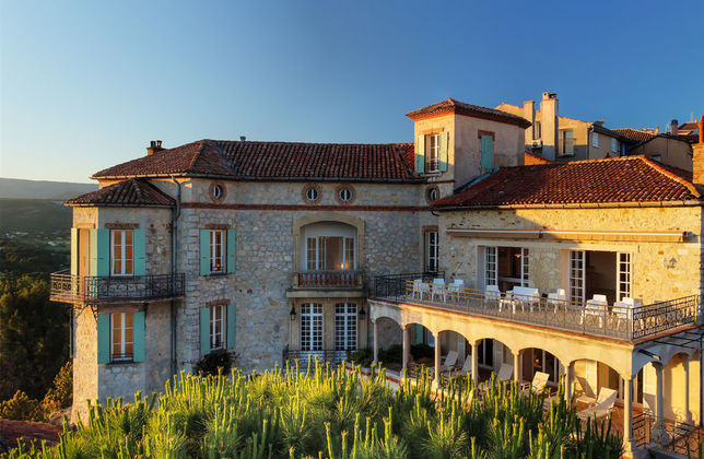 Photo chateau des costes
