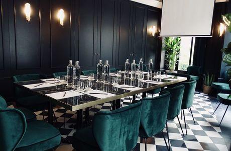 Hotel monte cristo seminaire Paris
