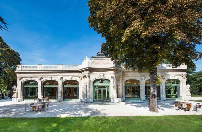 photo pavillon dauphine saint claire