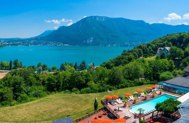 Photo hotel les tresoms annecy