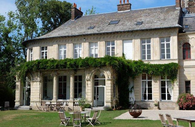 Photo Château d'Aubry