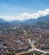 Grenoble miniature