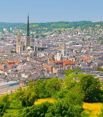 Rouen miniature