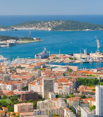 Toulon minniature