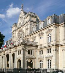 Hôtel de ville paris 1er
