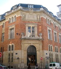 Institut de géographie Paris 5e