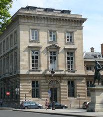 Hôtel de la Monnaie, Paris 6e