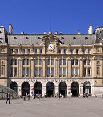 Gare Saint Lazare, Paris 9ème