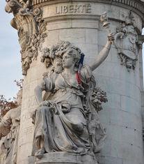 Monument à la République, Paris 10ème