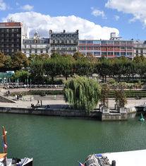 Jardin de l'Arsenal, Paris 12ème