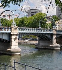 Pont Rouelle, 15ème arrondissement