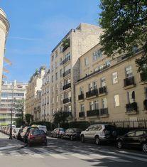 Rue de Franqueville, 16ème arrondissement