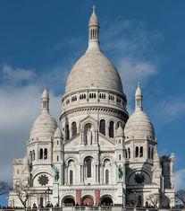 Basilique du Sacré Coeur de Montmartre, Paris 18ème