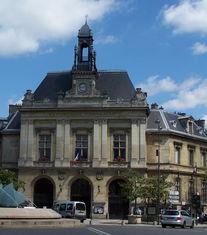Mairie du 20ème arrondissement de Paris