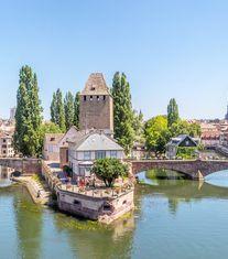 Strasbourg miniature