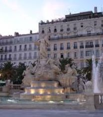 Toulon miniature