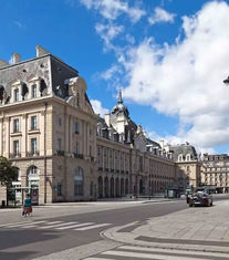 Rennes miniature