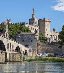 Avignon miniature