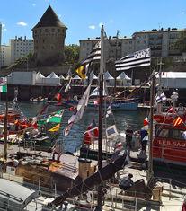 Brest miniature