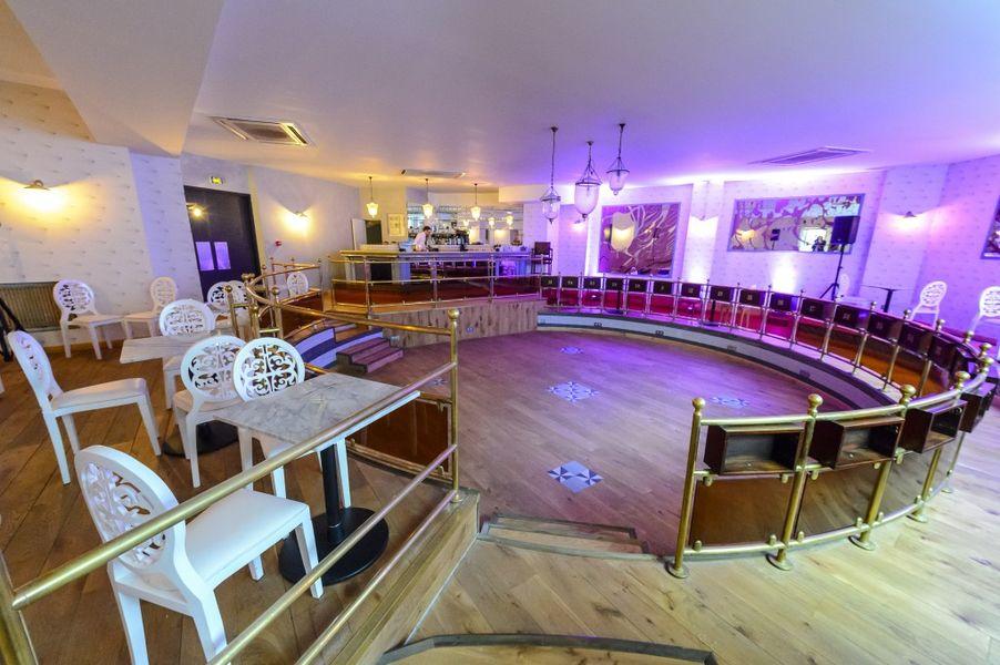 Villa Frochot - Salle Cabaret