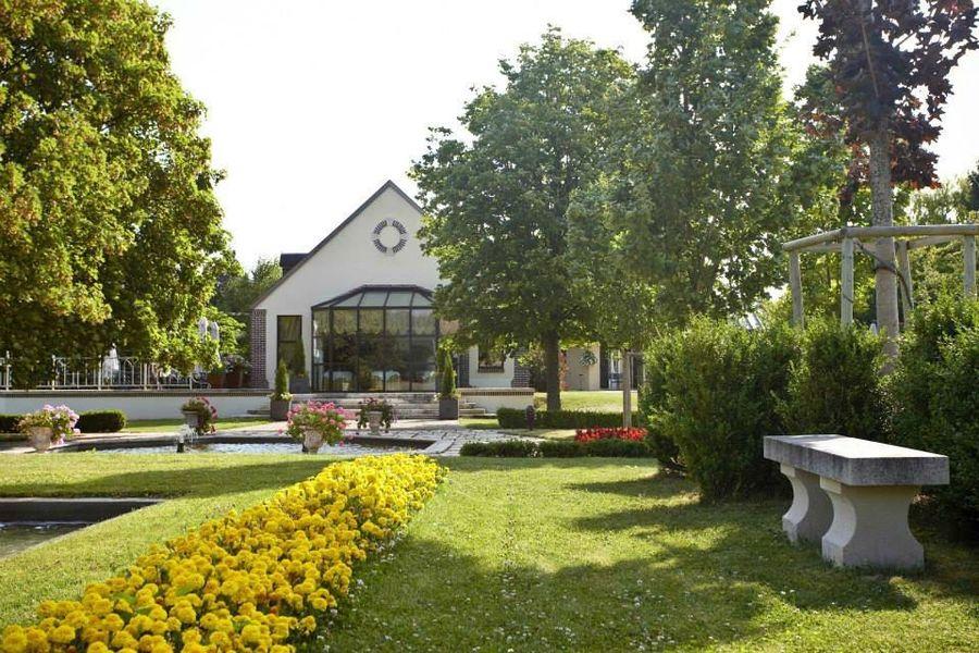 Hostellerie la Briqueterie - Jardin 3