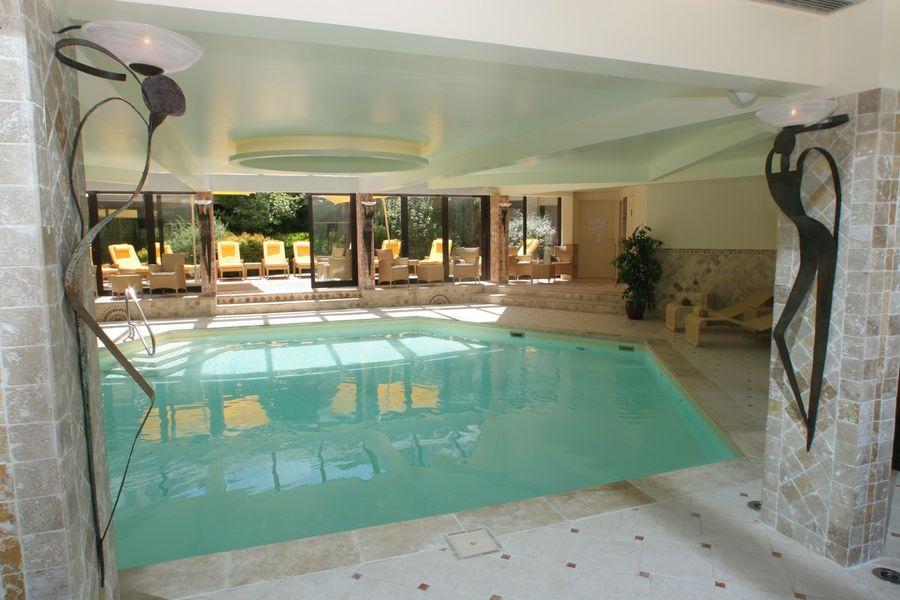 Hostellerie la Briqueterie - Piscine
