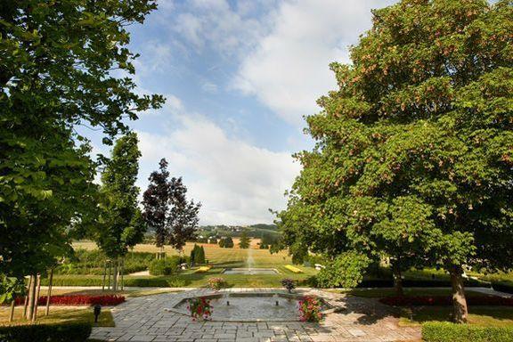 Hostellerie la Briqueterie - Vue parc