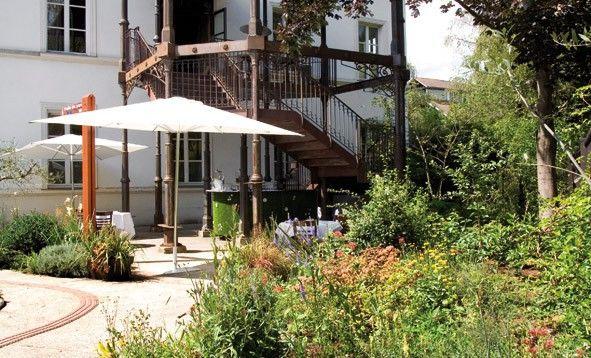 Restaurant l'Île - Le Pavillon 1