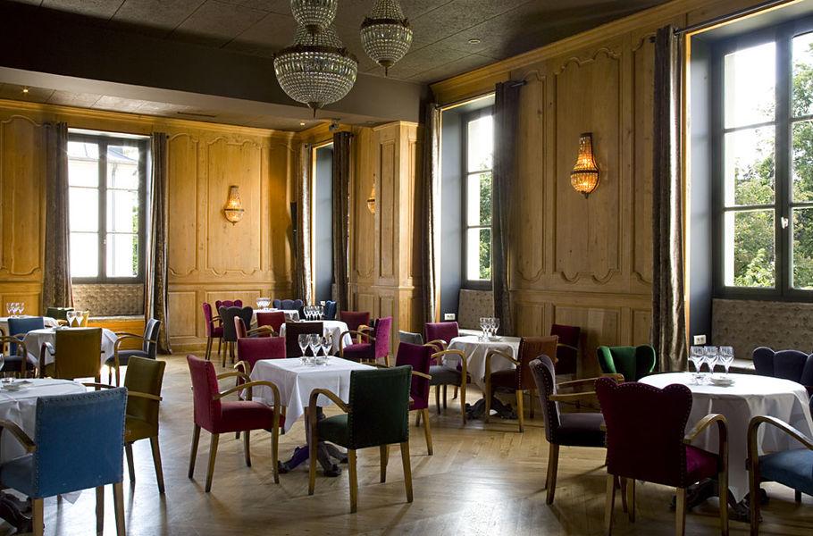 Restaurant l'Île - Salle du Pavillon 2