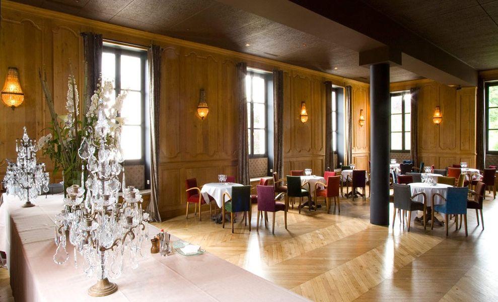 Restaurant l'Île - Salle du Pavillon