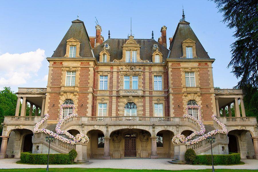 Château de Bouffémont - Château décoré