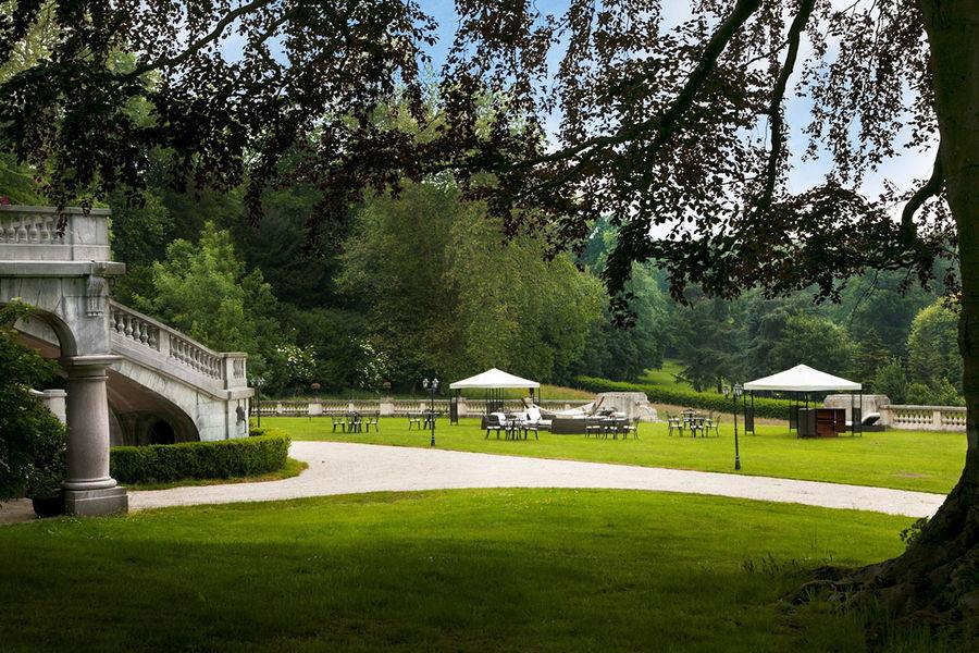 Château de Bouffémont - Parc