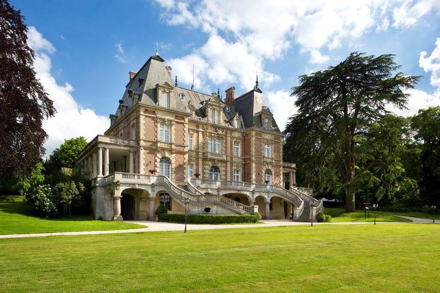 Château de Bouffémont - Vue extérieure