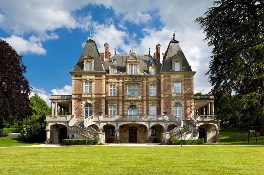 Château de Bouffémont - Vue globale