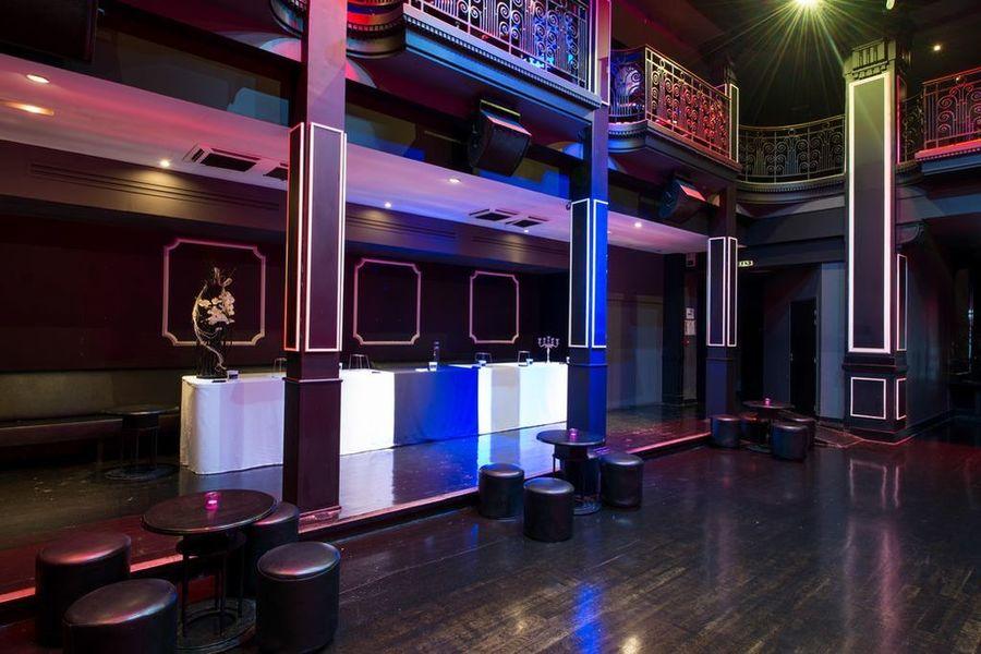 Club Haussmann - Salle Principale 2