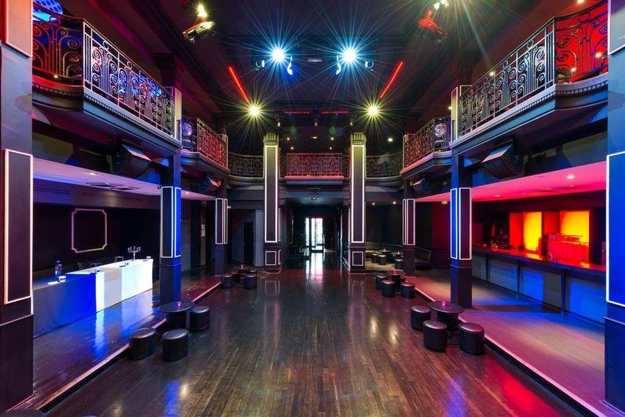 Club Haussmann - Salle Principale 3