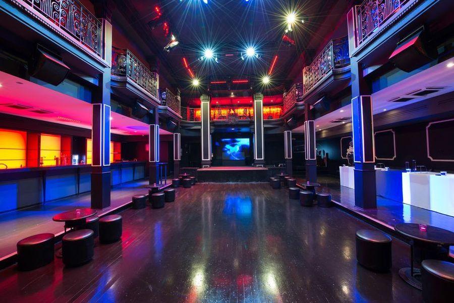 Club Haussmann - Salle Principale 4