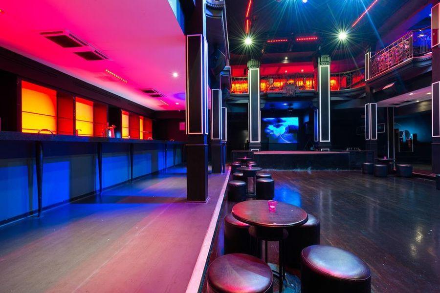 Club Haussmann - Salle Principale 5