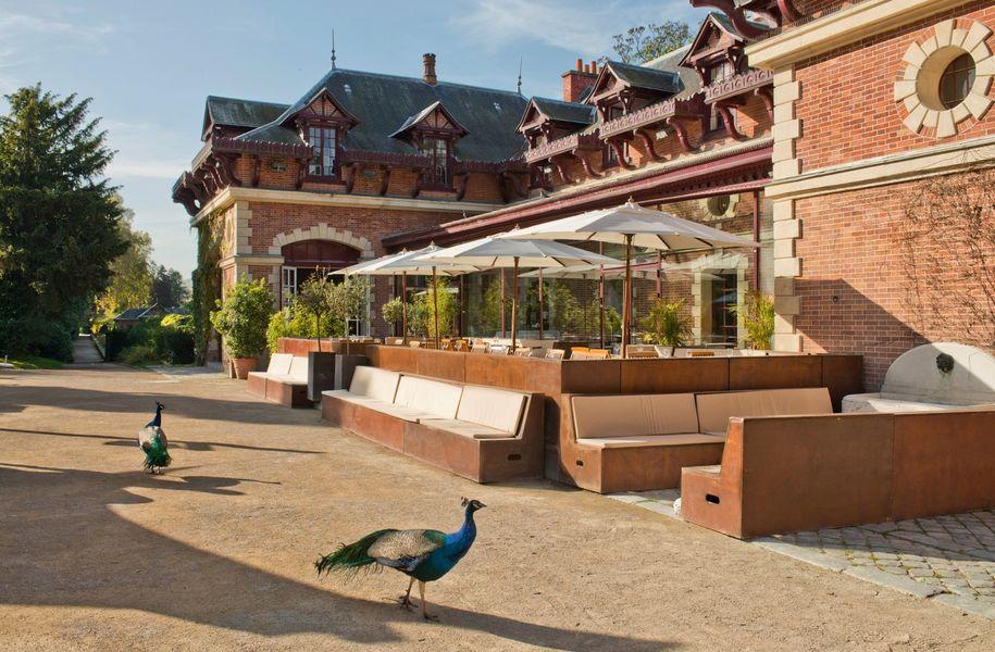Les Jardins de Bagatelle - La Terrasse 2