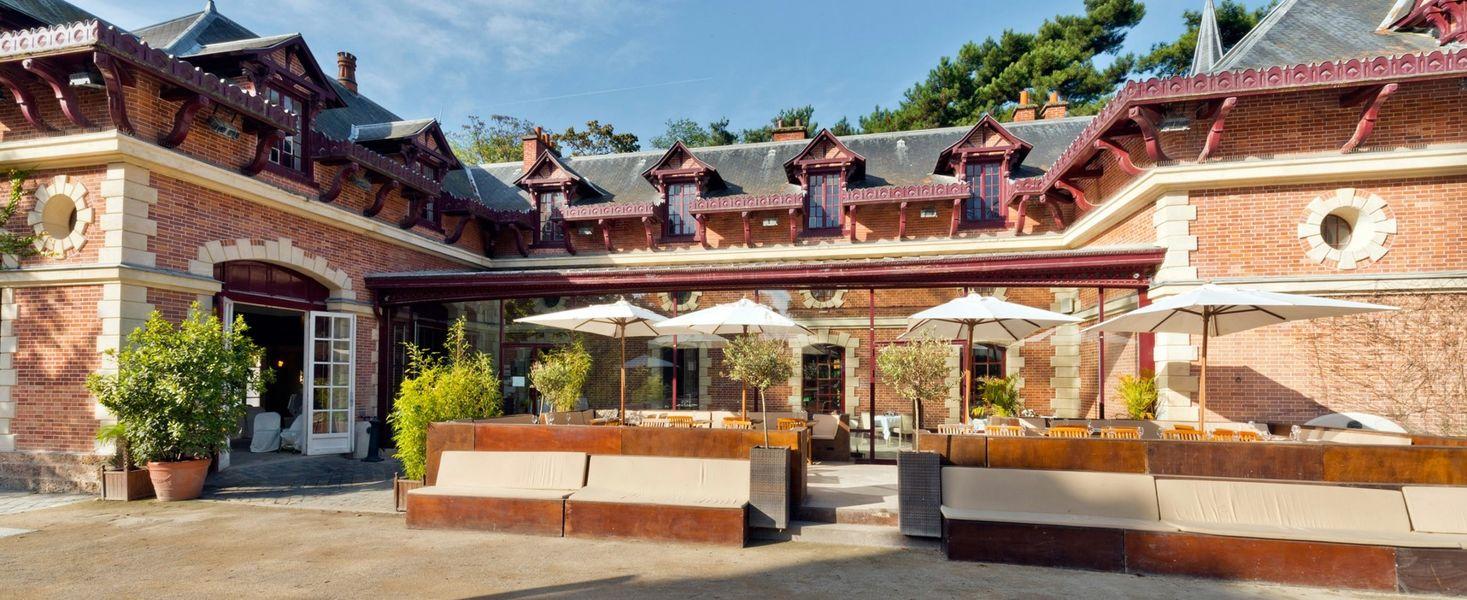 Jardins de bagatelle tarifs en ligne s minaire soir e - Jardin de bagatelle restaurant ...