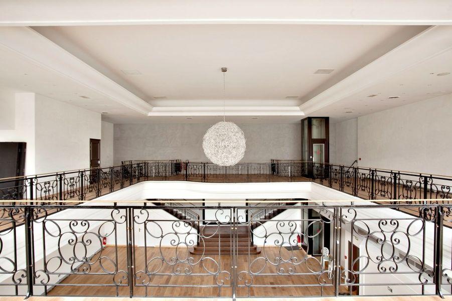 Pavillon Wagram - Mezzanine 3