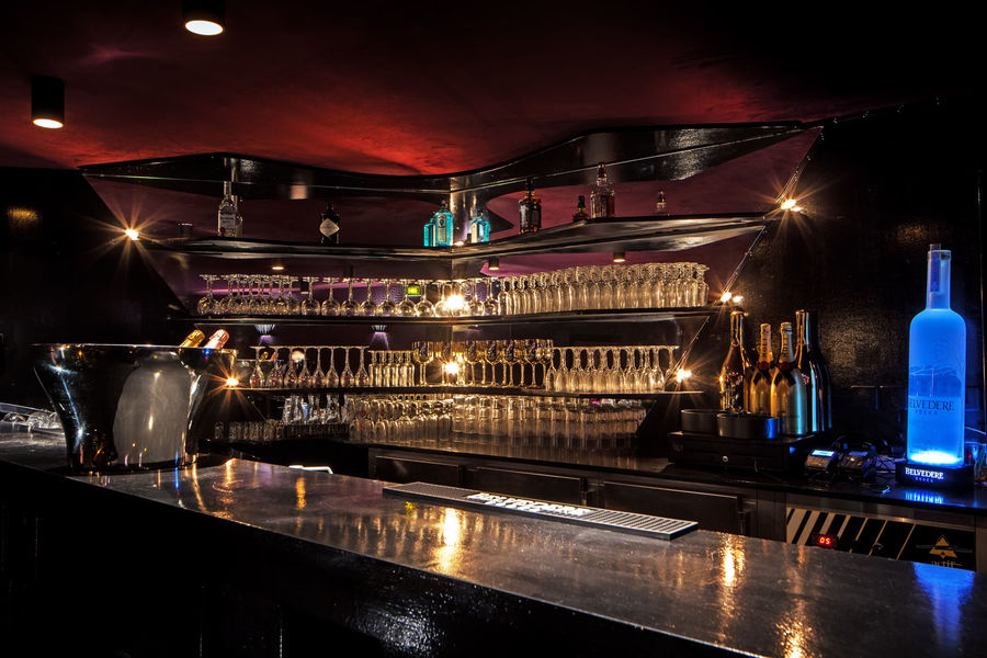 Le Scarlett - Bar