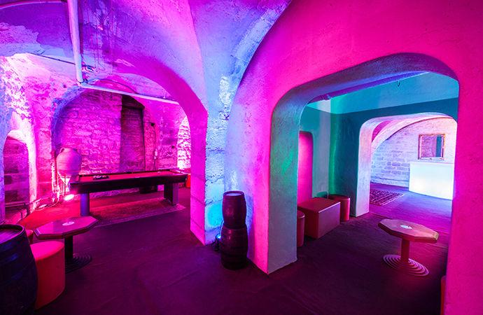 Cellier Saint Paul - Salles voûtées 4