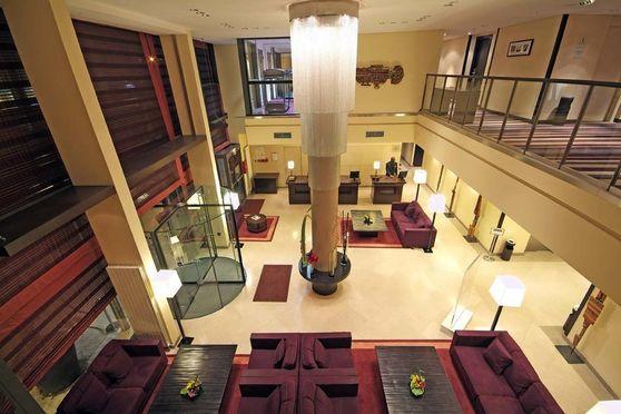 Salle séminaire  - Radisson Blu Hotel Paris Boulogne ****