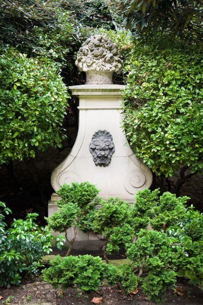 Mona Bismarck American Center - Décoration jardin