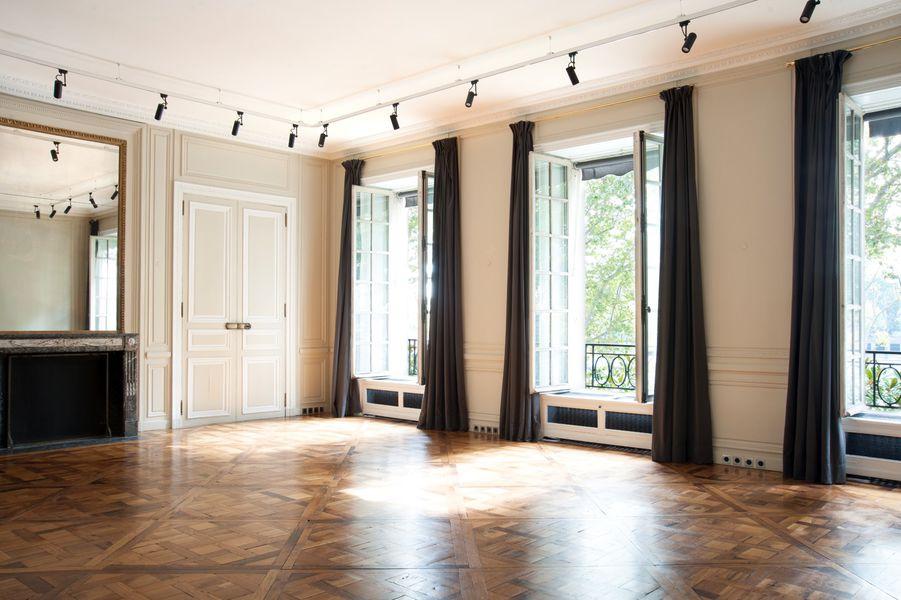 Mona Bismarck American Center - Etage Salon 2
