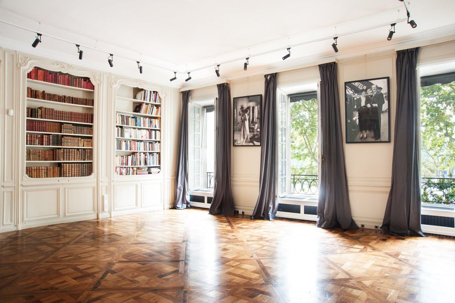Mona Bismarck American Center - Etage Salon 3